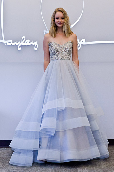 hayley-paige-colored-wedding-gown