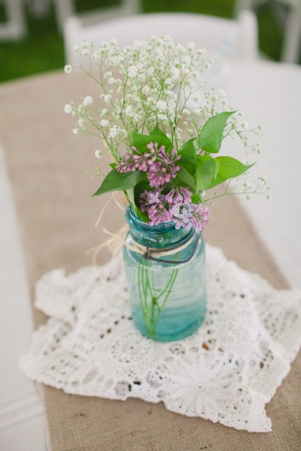 mason-jar-centerpieces-flowers-blue