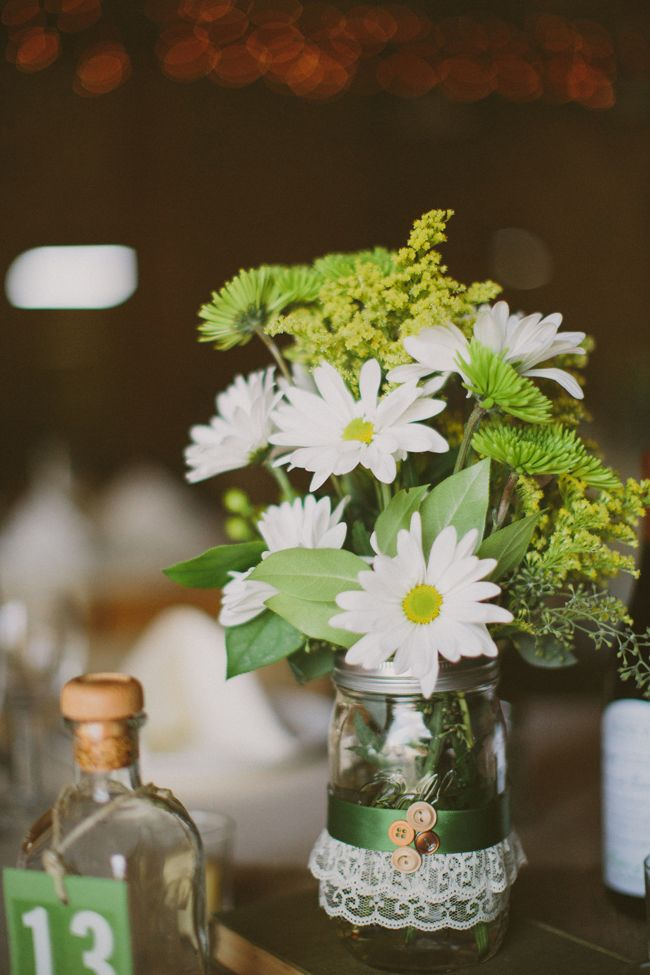 mason-jar-centerpieces-lace-buttons