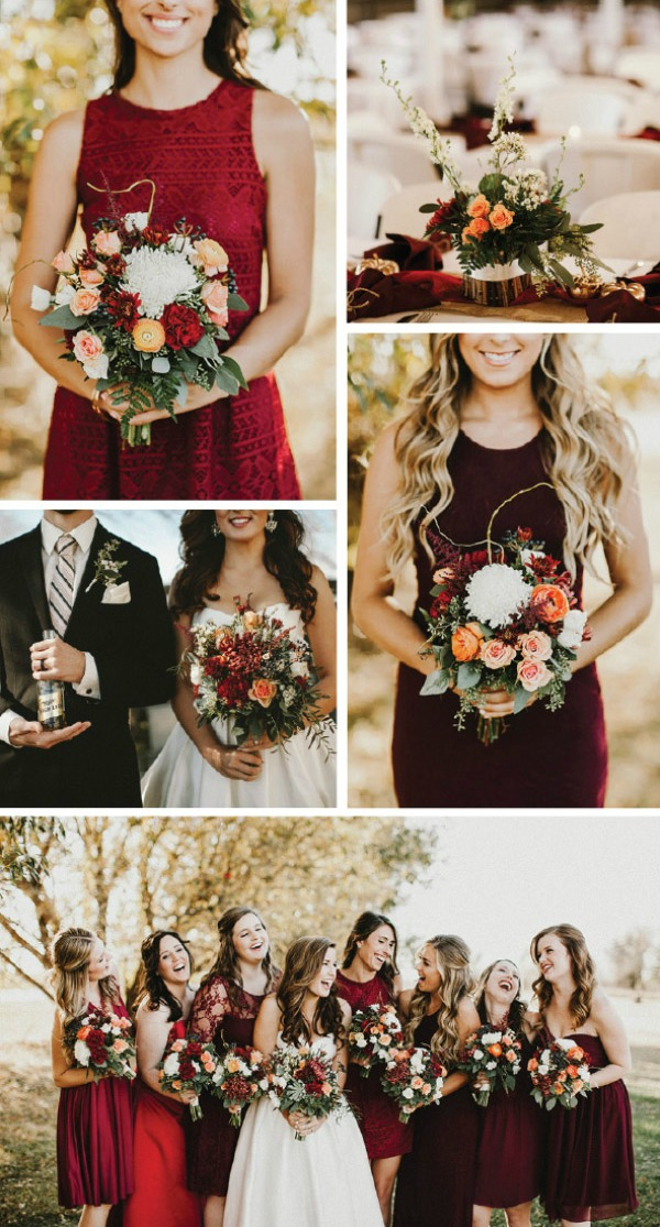 cranberry-and-orange-wedding-color-ideas-for-fall-2017